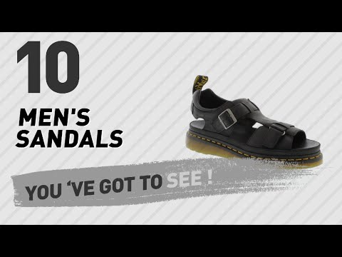 Dr. Martens Men's Sandals // UK New & Popular 2017