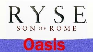 Ryse: Son Of Rome - Gladiator Mode PT2 - Oasis