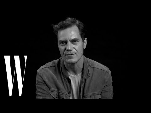 Michael Shannon on His 8 Mile Sex  with Kim Basinger  Screen Tests  W Magazine