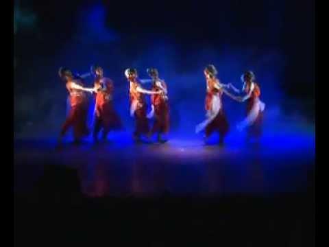 olo shoi-choreographed by suchismita kanjilal(chakraborty)