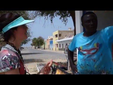 Cape Verde Boa Vista - Real adventures with Mia and Lia Part II - E2