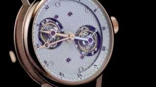 Breguet 5347BR /11 /9ZU Double rotating Tourbillons