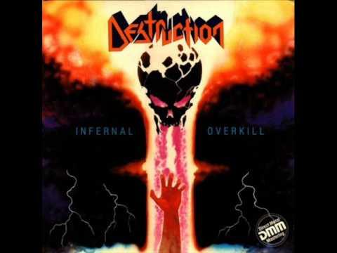 Destruction - Infernal Overkill [FULL ALBUM] - 1985