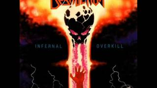 Destruction - Infernal Overkill [FULL ALBUM] - 1985