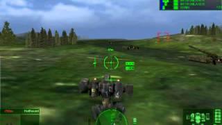 MechWarrior 4 Mercenaries - Gameplay