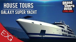 Galaxy Super Yacht (House Tour Ep .29) [Goodbye 2016]