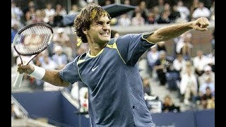 BEST Federer Forehand Match EVER #1 ● Federer vs ???