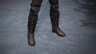 Path of Exile: Wasteland Boots