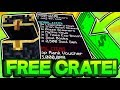 """""""GIVING THE WHOLE SERVER FREE MONTHLY CRATES!!"""" Minecraft Factions Cosmic PvP Test #6 (PvPing.Org)"""