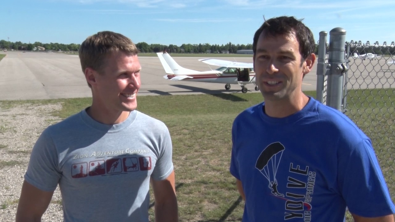Skydiving opportunity coming to U P  - ABC 10/CW 5
