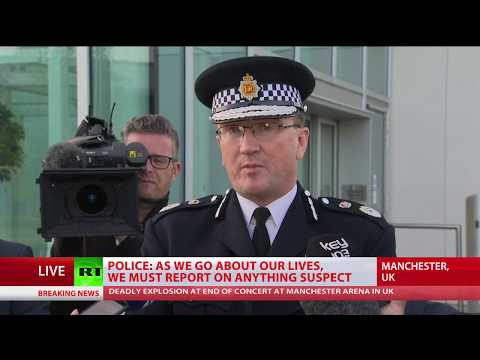 Manchester Arena Explosion: Suicide bomber behind attack, 22 people killed