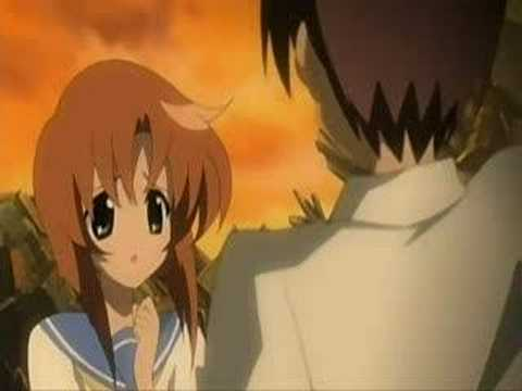 Rena and Keiichi - When you're gone.