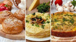 Блюда с шампиньонами - Рецепты от Со Вкусом