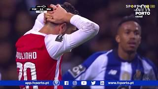 FC Porto-Sporting de Braga, 1-0 (resumo)