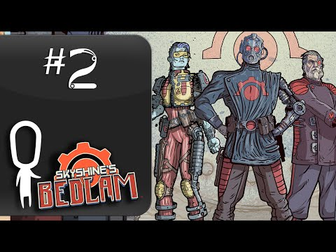 Let's Play Skyshine's Bedlam ► #2  ► Aztec City