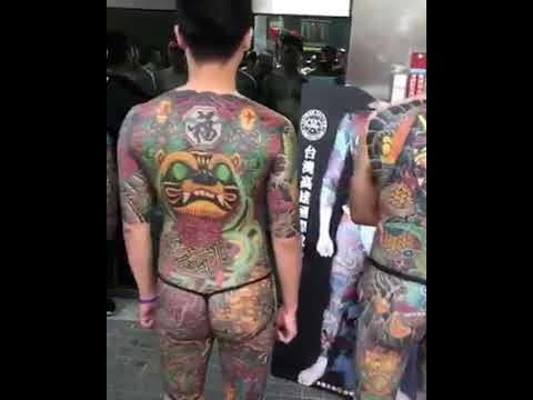 Tato Keren Yakuza Youtube