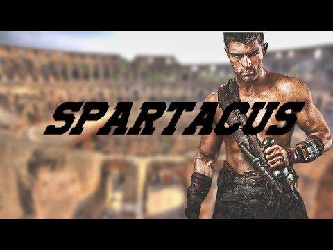 Romayı Titreten Köle Spartacus