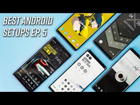 Best Android Setups | Android Home Screen Wars Ep 5