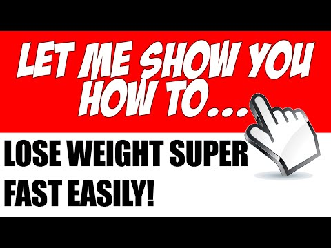 How to Lose Weight Fast | COACHLUKE.COM