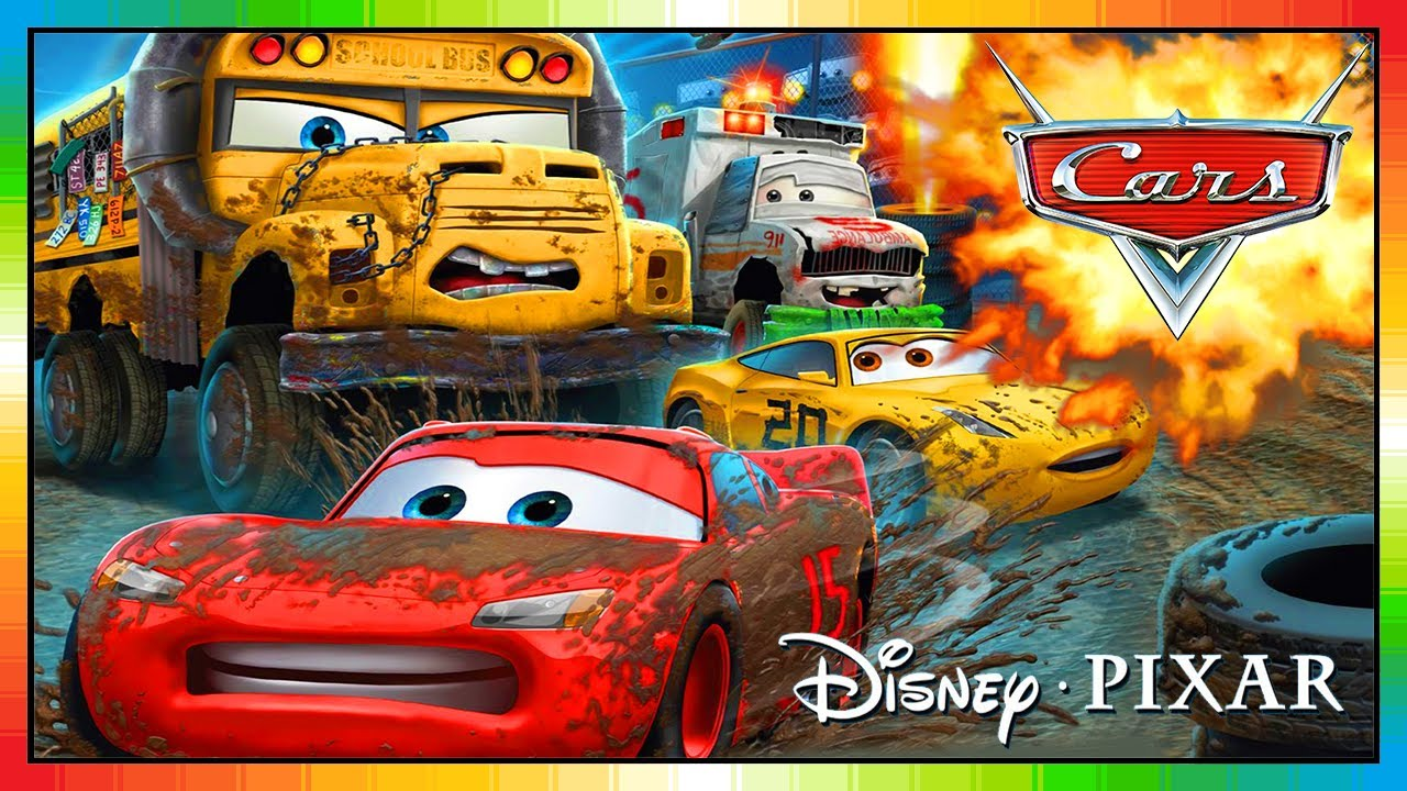 Cars 3 English Miss Fritter Short Trailer Movie