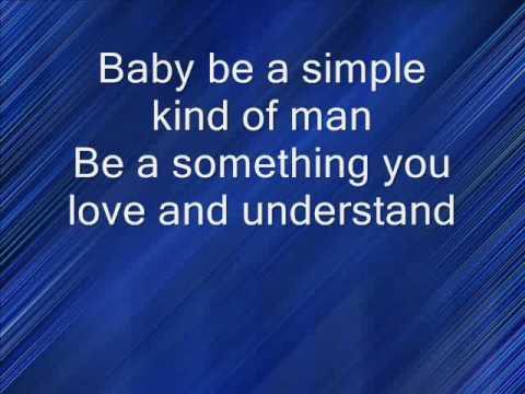 Shinedown - Simple Man (Lyrics)