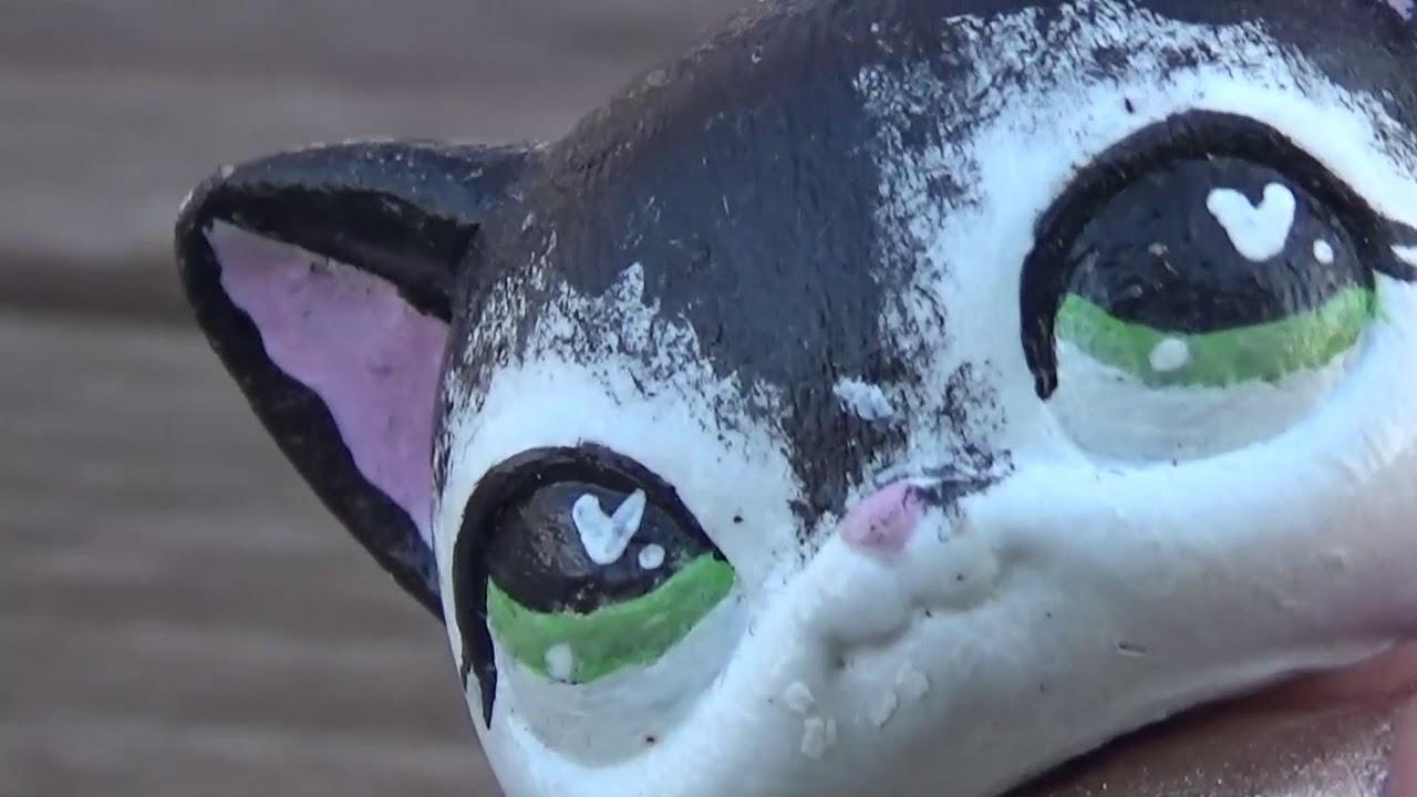Cozy S Custom Cuties All My Lps Shorthair Cat Customs Youtube