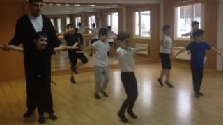 Азербайджанские танцы в Москве !