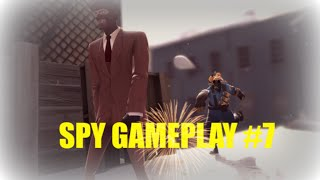 TF2: SPY GAMEPLAY #7 | KEEP CALM
