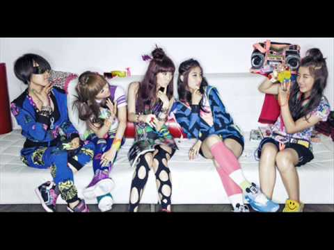 4Minute Hot Issue [Audio]