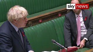 COVID-19: Boris Johnson full speech in Commons debate on England's new tier system