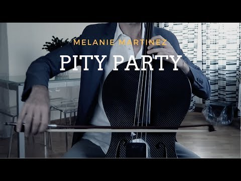 Melanie Martinez - Pity party for cello and piano (COVER)