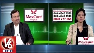 Back Pain Problems   Reason and Treatment   Maxcure Hospital   Good Health   V6 News