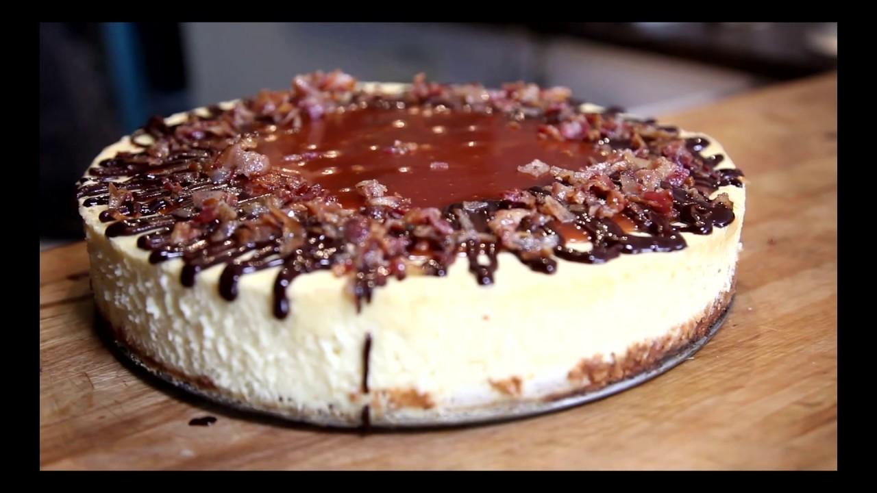 Bacon Butterscotch Cheesecake Youtube
