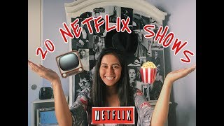 20 Netflix Shows You Must See 📺 | Top Shows To Watch