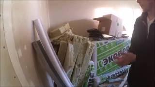 Нас чуть не выгнали с объекта косяки в работе ремонт квартиры в городе Пермь серия 2