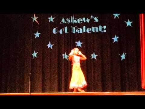 Askew elementary school Talent show 2016