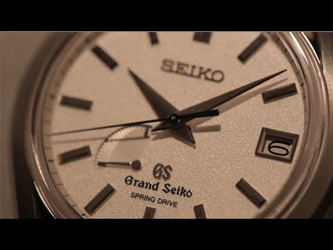 huge selection of a345a d5592 Baselworld 2015: Seiko & Grand Seiko Live Report and Video