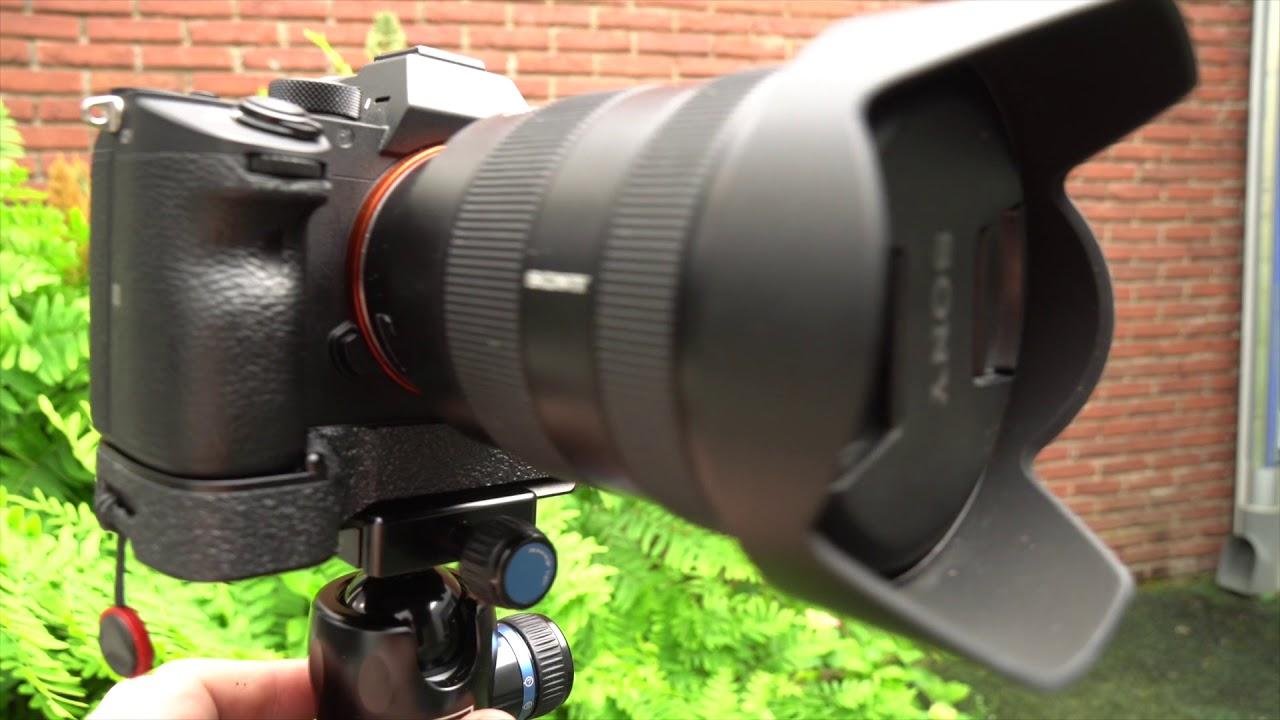 Smallrig 2122 L Bracket Peak Anti Slip Grip Tape Added Youtube Plate Kamera Sony Alpha A6000