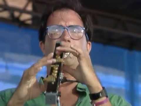 Michael Brecker Band - Upside Downside - 8/16/1987 - Newport Jazz Festival (Official)