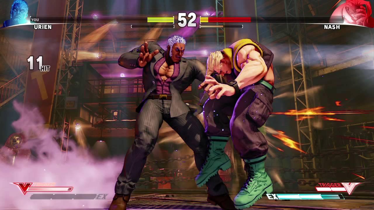 Urien Street Fighter Street Fighter ...