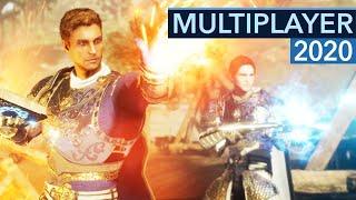 Auf diese 7 Multiplayer-Games freut IHR euch am meisten!