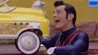 Lazy Town Capitulo 4 - El Cristal Falso - Latino HD