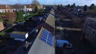 Zonnepanelen installatie geleverd door ZonnepanelenCentra