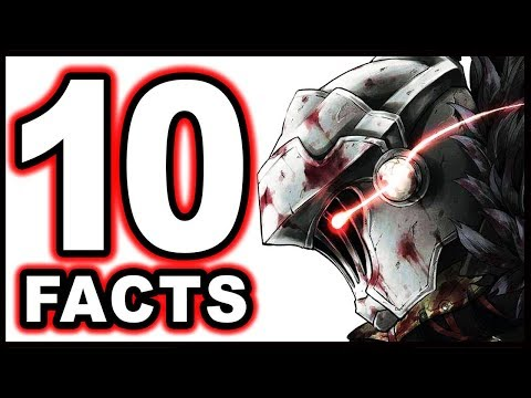 Top 10 Goblin Slayer Facts You Didnt Know!
