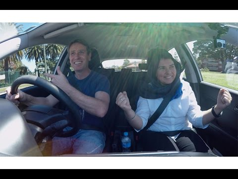 NRMA Safer Driving Learn to Drive - James Ep 2: Driving Basics