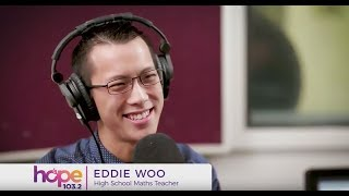 Faith & Formulae: A Chat with Eddie Woo, Maths Teacher & Youtuber