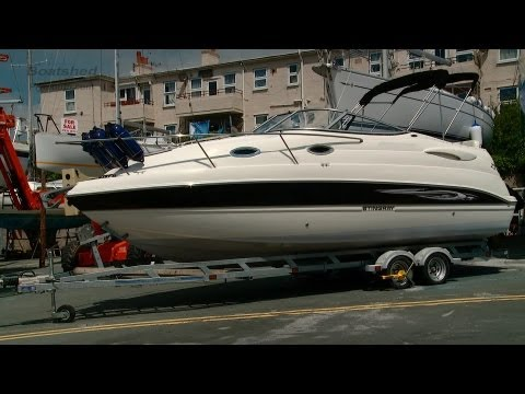 Yacht For Sale - Stingray 250 CS