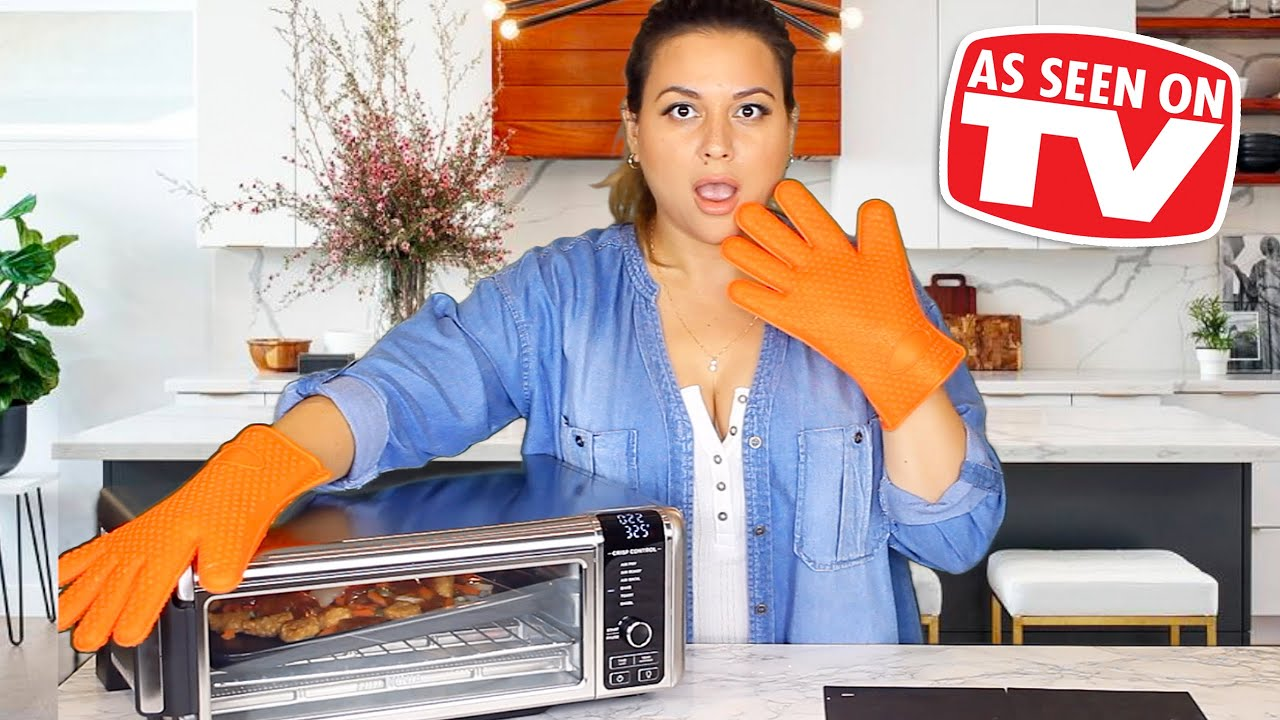 Ninja Foodi Air Fryer Oven Review - Testing As Seen TV Products