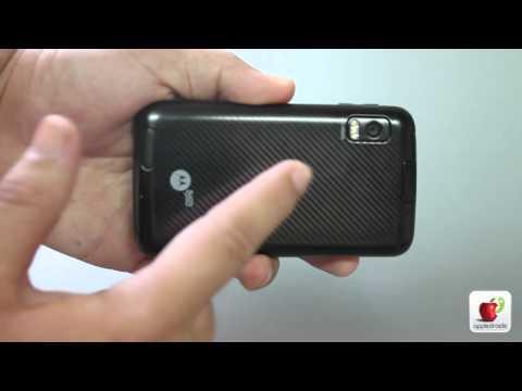 Motorola Atrix Unboxing y primera vista de uno de los smartphones mas poderosos y versatiles