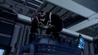 Disney Infinity: Marvel Super Heroes (2.0 Edition) Spider-Man Play Set Trailer